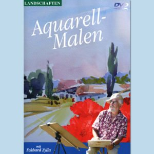 DVD – Aquarell Malen mit Eckhard Zylla