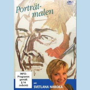 DVD – Porträtmalen mit Svetlana Naboka